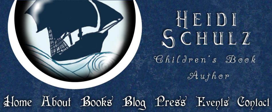 Heidi Schulz Books